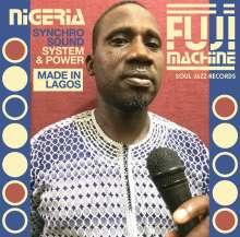Nigeria Fuji Machine - Made In Lagos: Synchro Sound System & Power (180g) (Limited Edition), LP