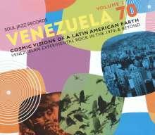 Venezuela 70 Vol. 2: Cosmic Visions Of A Latin American Earth, 2 LPs