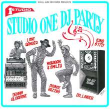 Studio One DJ Party, 2 LPs