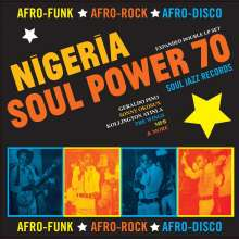 Soul Jazz Records Presents: Nigeria Soul Power 70, 2 LPs