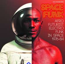 Space Funk 1976 - 1984, 2 LPs