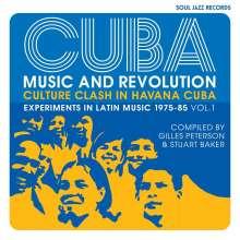 Cuba: Music And Revolution - Culture Clash In Havana Cuba - Experiments in Latin Music 1975-85 Vol. 1, 3 LPs