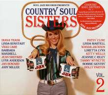 Country Soul Sisters 2, CD