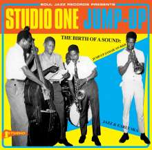 Studio One Jump-Up, CD