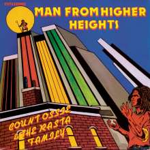 Count Ossie: Man From Higher Heights, CD