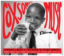 Coxsone's Music 2: The Sound Of Young Jamaica, 2 CDs