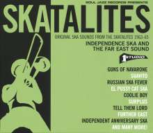 The Skatalites: Independence Ska And The Far East Sound, CD
