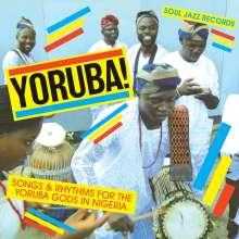 Yoruba!, CD