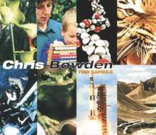 Chris Bowden: Time Capsule, CD