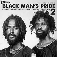 Black Man's Pride 2 (Studio One), CD