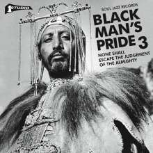 Black Man's Pride 3 (Studio One), CD