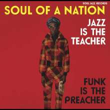 Soul Of A Nation 2 (1969-1975): Jazz Is The Teacher, Funk Is The Preacher, CD