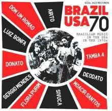 Brazil USA 70, CD
