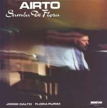 Airto Moreira (geb. 1941): Samba De Flora, CD