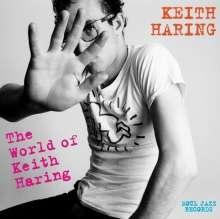Soul Jazz Records Presents: The World Of Keith Haring (Deluxe-Edition), 2 CDs