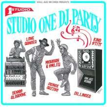 Studio One DJ Party, CD