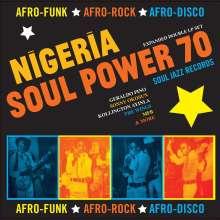 Nigeria Soul Power 70, CD