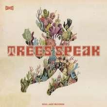 Trees Speak: Shadow Forms, CD