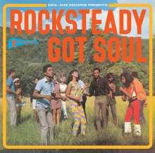 Rocksteady Got Soul, CD