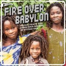 Fire Over Babylon, CD