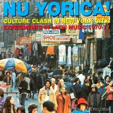 Nu Yorica! (1): Culture Clash In New York City: Experiments In Latin Music 1970-77 (Special 20th Anniversary Expanded Edition), 2 CDs