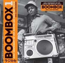 Boombox 1979 - 1982, 2 CDs