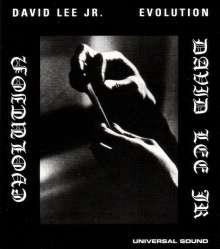 David Lee Jr.: Evolution, CD