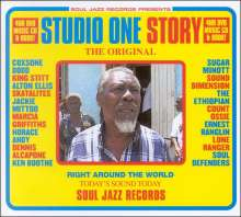 Soul Jazz Records Presents: Studio One Story, 2 LPs