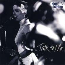 Blue Harlem: Talk To Me, CD