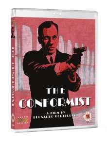 The Conformist (Blu-ray) (UK-Import), Blu-ray Disc
