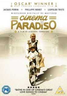 Cinema Paradiso (1989) (UK Import), DVD