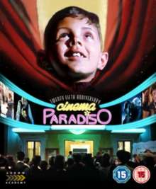 Cinema Paradiso  (1989) (Theatrical & Director's Cut) (Blu-ray) (UK Import), 2 Blu-ray Discs