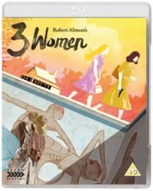 Three Women (1976) (Blu-ray) (UK Import), Blu-ray Disc