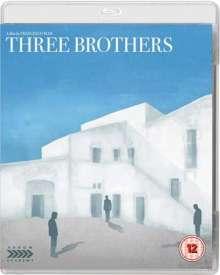 Tre Fratelli (1981) (Blu-ray & DVD) (UK Import), 2 Blu-ray Discs