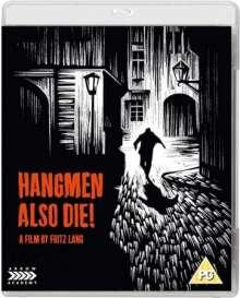 Hangmen Also Die (1942) (Blu-ray & DVD) (UK Import), 2 Blu-ray Discs