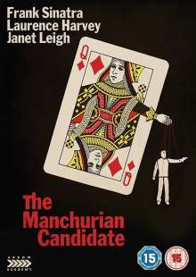 The Manchurian Candidate (1962) (UK Import), DVD