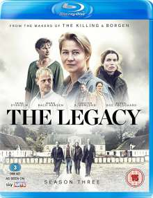 The Legacy Season 3 (Blu-ray) (UK-Import), 2 Blu-ray Discs