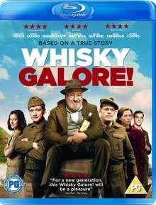 Whisky Galore (2016) (Blu-ray) (UK Import), Blu-ray Disc