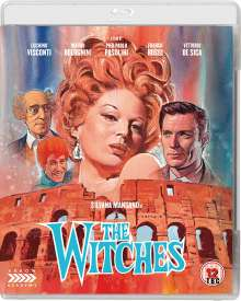 The Witches (1967) (Blu-ray) (UK Import), Blu-ray Disc