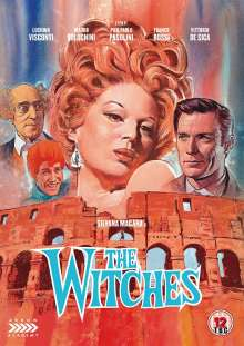 The Witches (1967) (UK Import), DVD