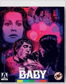 The Baby (Blu-ray) (UK Import), Blu-ray Disc