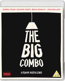 The Big Combo (1955) (Blu-ray) (UK Import), Blu-ray Disc
