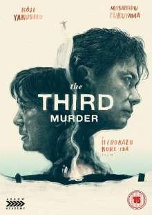 The Third Murder (2017) (UK Import), DVD
