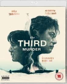 The Third Murder (2017) (Blu-ray) (UK Import), Blu-ray Disc