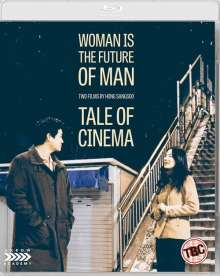 Tale Of Cinema & Woman Is The Future Of Man (Blu-ray) (UK Import), Blu-ray Disc