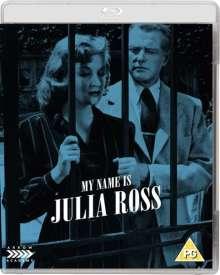 My Name Is Julia Ross (1945) (Blu-ray) (UK Import), Blu-ray Disc
