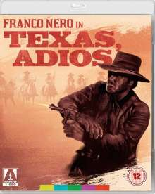 Texas Adios (Blu-ray) (UK Import), Blu-ray Disc