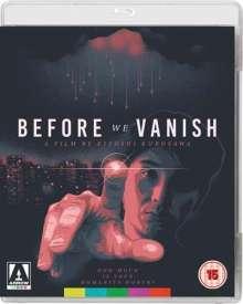 Before We Vanish (2017) (Blu-ray) (UK Import), Blu-ray Disc