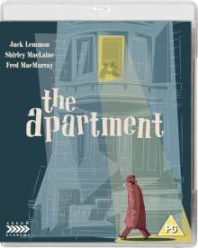 The Apartment (1960) (Blu-ray) (UK Import), Blu-ray Disc
