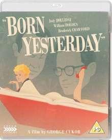 Born Yesterday (1950) (Blu-ray) (UK Import), Blu-ray Disc